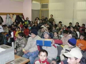 Evangelization Meeting, Christmas 4